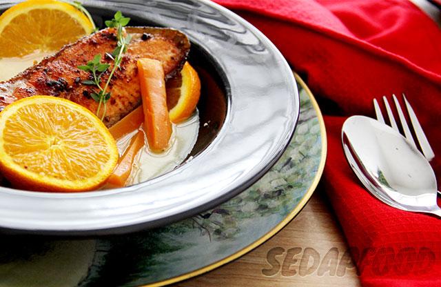 resepi mudah ringkas  masak  ikan salmon Resepi Sup Ikan Dowry Enak dan Mudah