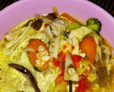 Resepi Sup Oat Pedas Berapi Bagus Untuk Kesihatan