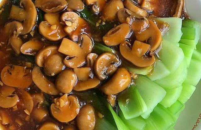 Resepi Mudah Sedia Sayur Pak Choy Masak Sos Tiram